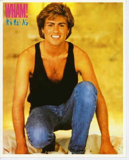 George Michael Wham George Michael Wham Photo