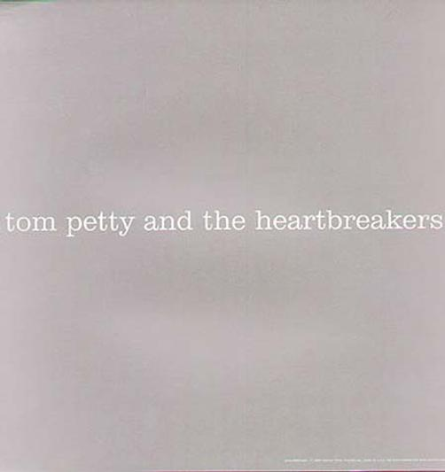 tom petty echo. Tom Petty Echo 1999