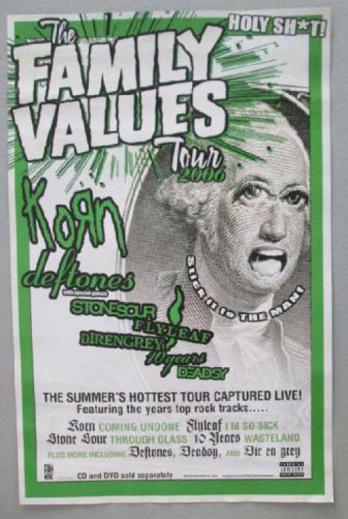 torrent tour download 99 family values