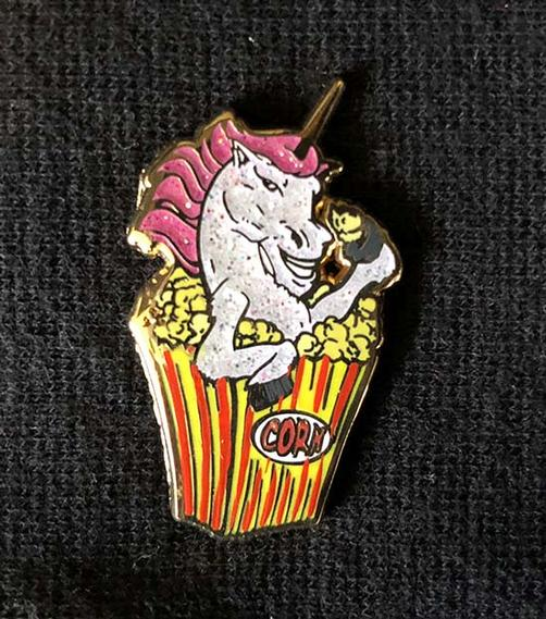 Serlo Pin Extra Corny Unicorns